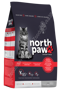 North Paw Adult Cat Grain Free Atlantic, 2,25 кг