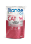 Monge Cat Grill Pouch Vitello Sterilised, 85 гр