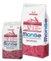 Monge Dog Monoprotein All Breeds Beef and Rice, 12 кг