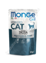 Monge Cat Grill Pouch Trota Sterilised, 85 гр