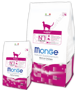 Monge Cat Indoor, 1,5 кг