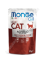 Monge Cat Grill Pouch Agnello Adult, 85 гр